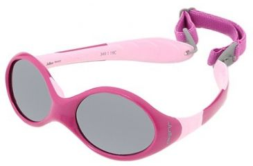 Julbo Looping 3 Kids Sunglasses - Plum/Pink Frame, Spectron 4 Lens - 349119C