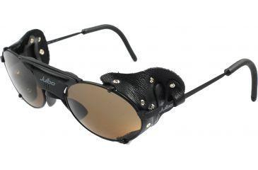 71f43d4047e83f Julbo Micropores PT Mountain Sunglasses, Black, Spectron 3 Lens 24214