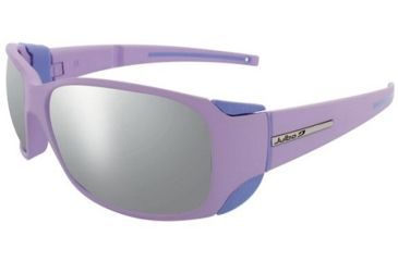 Julbo Monterosa  Sunglasses, Violet With Spectron 4 Lenses 4011226