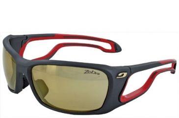 Julbo Pipeline Sunglasses, Black/Red 4283114
