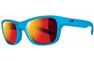 Julbo Reach Sunglasses, Bright Blue w/ Spectron 3+ Lenses 4641112