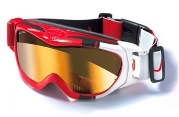 6cd8150409b Julbo Revolution Rx Insert Goggles - White Red Black Frame