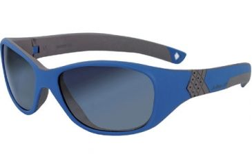 Julbo Solan Kids Rx Sunglasses - Blue/Grey Frame, Spectron 3+ Ages 4-6 390121