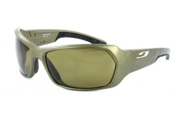 Julbo Dirt Camel Kaki Performance Sunglasses 369554