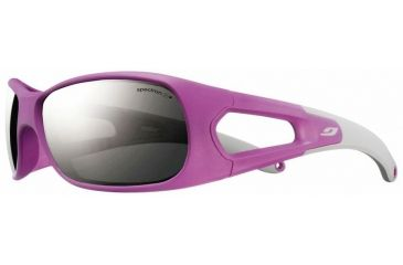 Julbo Trainer Kids Sunglasses, Pink/Grey  w/ Spectron 3+ Lenses 4541118