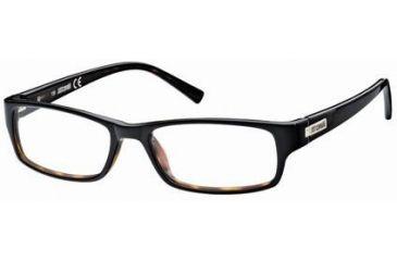Just Cavalli JC0288 Eyeglass Frames - Black Frame Color