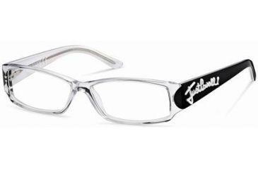 Just Cavalli JC0386 Eyeglass Frames - Crystal Frame Color