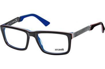 Just Cavalli JC0449 Eyeglass Frames - Black Frame Color