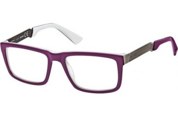Just Cavalli JC0449 Eyeglass Frames - Violet Frame Color