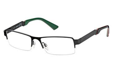Just Cavalli JC0450 Eyeglass Frames - Shiny Black Frame Color