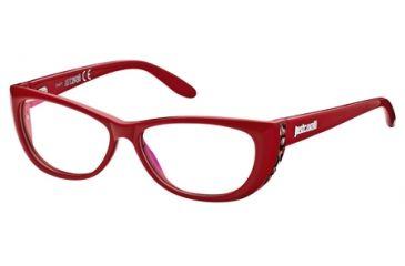 Just Cavalli JC0454 Eyeglass Frames - Shiny Pink Frame Color