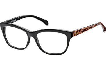 Just Cavalli JC0459 Eyeglass Frames - Shiny Black Frame Color