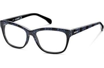 Just Cavalli JC0459 Eyeglass Frames - Black Frame Color