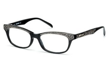 Just Cavalli JC0467 Eyeglass Frames - Crystal Frame Color