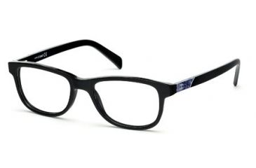 Just Cavalli JC0471 Eyeglass Frames - Shiny Black Frame Color