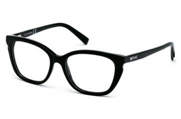 Just Cavalli JC0523 Eyeglass Frames - Shiny Black Frame Color