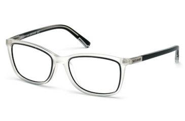 Just Cavalli JC0530 Eyeglass Frames - Crystal Frame Color
