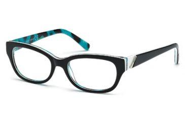 Just Cavalli JC0537 Eyeglass Frames - Black Frame Color