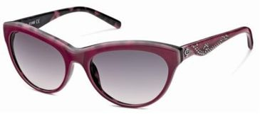 Just Cavalli JC409S Sunglasses - Bordeaux Frame Color