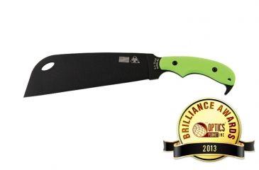 Ka-Bar Knives Zomstro Zombie Chopper Straight Edge Knife
