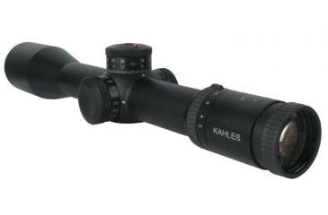 Kahles K 312 3-12x50 CCW Riflescope w/ Mil2 Reticle