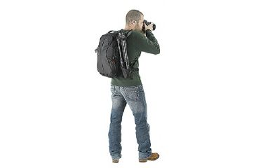 Kata MiniBee-120 PL Backpack Tripod Holder View 1 - KT-PL-MB-120