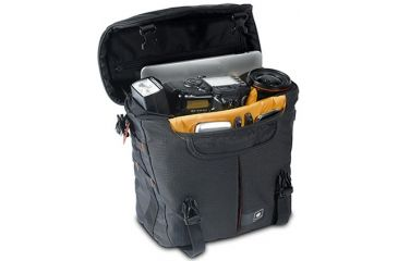 Kata Pro-Light ReportIT Reporter Bag - Inside View 1 - KT-PL-RPT-10