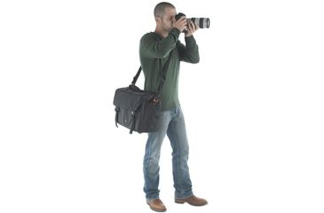 Kata Pro-Light ReportIT Reporter Bag - Carrying Options, On Shoulder - KT-PL-RPT-30