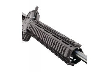 Kel Tec SUB-2000 Aluminum Forend Kit With Four Picatinny Rails Black