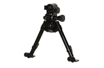 Kengs Firearms Specialty Versa 150-071 Bipod 7-9 in Ski Foot