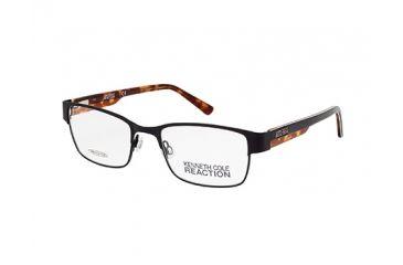 Kenneth Cole KC0747 Eyeglass Frames - Matte Black Frame Color