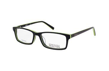 Kenneth Cole KC0749 Eyeglass Frames - Black Frame Color