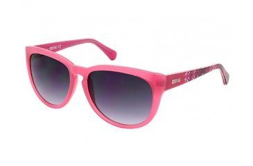 Kenneth Cole KC2730 Sunglasses - Pink Frame Color, Gradient Smoke Lens Color