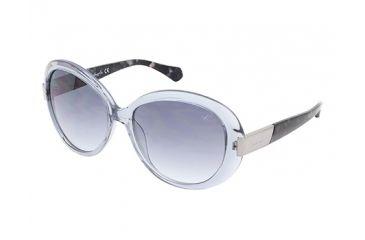 Kenneth Cole KC7138 Sunglasses - Grey Frame Color, Gradient Smoke Lens Color