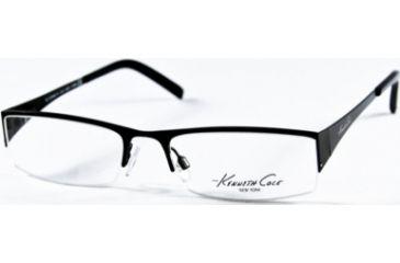 Kenneth Cole New York KC0146 Eyeglass Frames - Matte Black Frame Color