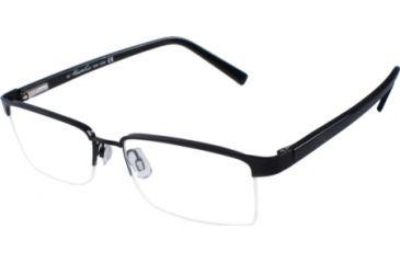 Kenneth Cole New York KC0151 Eyeglass Frames - Matte Black Frame Color