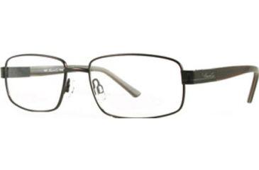 Kenneth Cole New York KC0153 Eyeglass Frames - Matte Black Frame Color