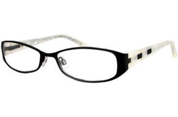 Kenneth Cole New York KC0165 Eyeglass Frames - Shiny Black Frame Color