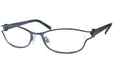 Kenneth Cole New York KC0169 Eyeglass Frames - Matte Violet Frame Color