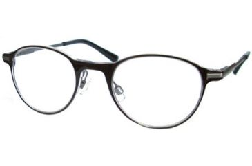 Kenneth Cole New York KC0170 Eyeglass Frames - Black/Crystal Frame Color