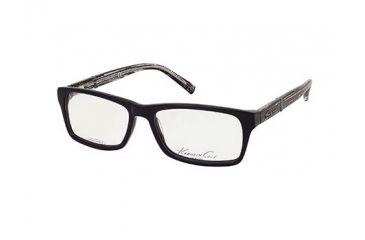 Kenneth Cole New York KC0174 Eyeglass Frames - Shiny Black Frame Color