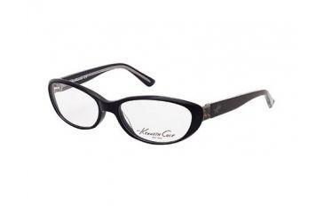 Kenneth Cole New York KC0189 Eyeglass Frames - Shiny Black Frame Color