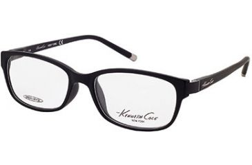 Kenneth Cole New York KC0193 Eyeglass Frames - Matte Black Frame Color