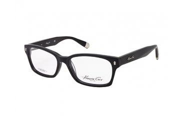 Kenneth Cole New York KC0197 Eyeglass Frames - Matte Black Frame Color