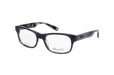 Kenneth Cole New York KC0201 Eyeglass Frames - Grey Frame Color