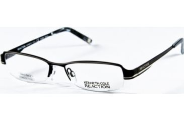 Kenneth Cole New York KC0696 Eyeglass Frames - Matte Black Frame Color