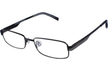 Kenneth Cole New York KC0701 Eyeglass Frames - Matte Black Frame Color