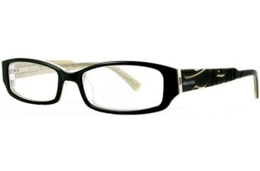 Kenneth Cole New York KC0702 Eyeglass Frames - Black Frame Color