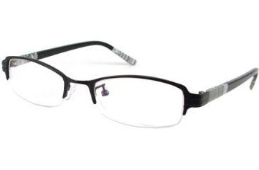 Kenneth Cole New York KC0708 Eyeglass Frames - Shiny Black Frame Color