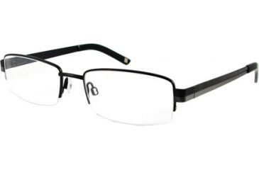 Kenneth Cole New York KC0710 Eyeglass Frames - Matte Black Frame Color